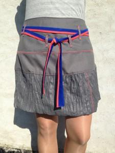 nederdel med snore